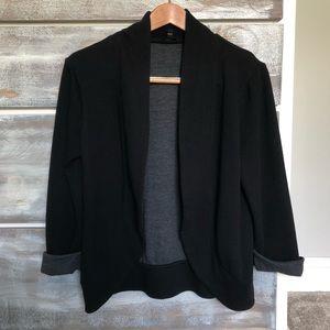 {Express} Sweatshirt Blazer Size Small